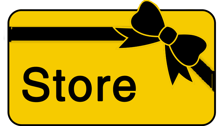Store Gift Certificate: $10.00 cover